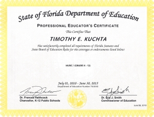florida teacher certification test general knowledge essay